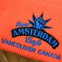 New Amsterdam Toque