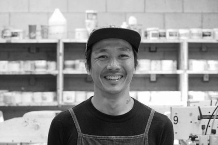 Ryo Kaneki, Lead Screen Printer at Mega Screen